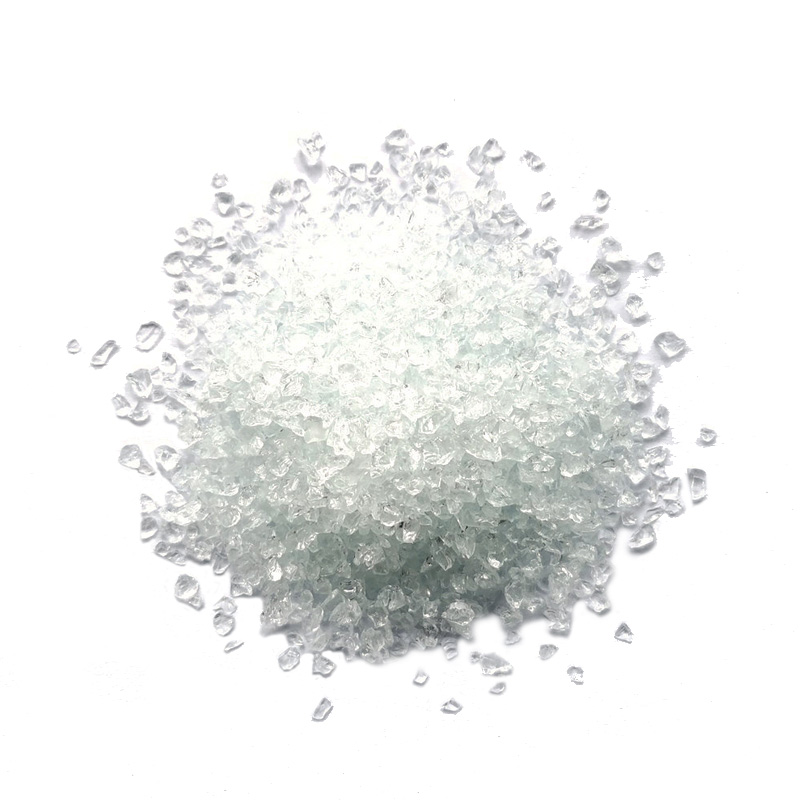 crushed glass chips Product